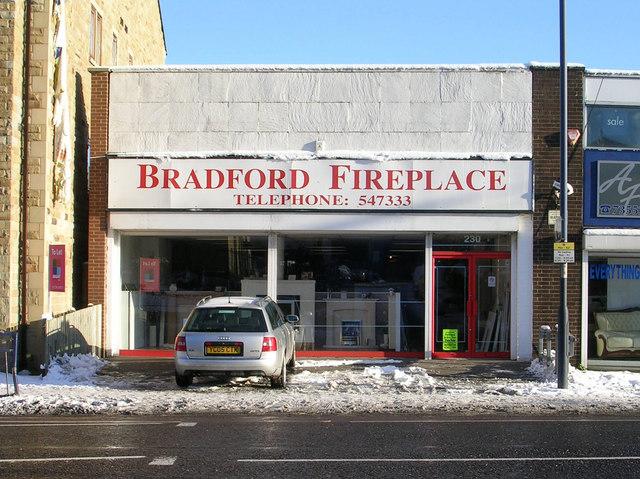 Bradford Fireplace - Manningham Lane