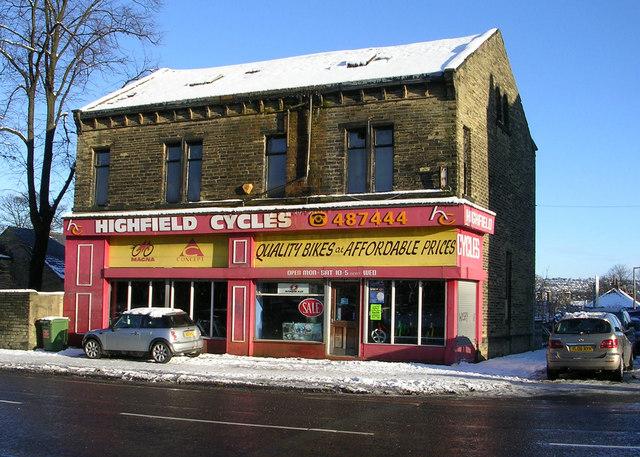 Highfield Cycles - Manningham Lane