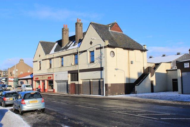 Orwell building Lochore