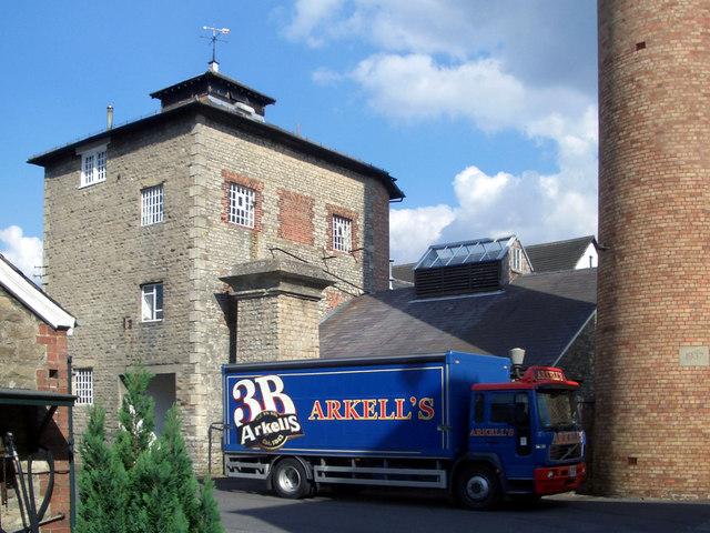Arkells Brewery