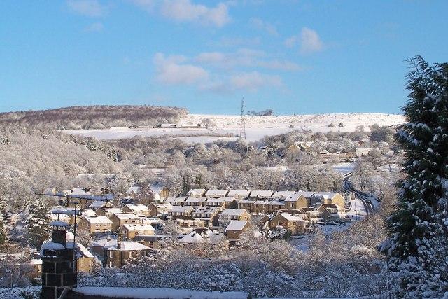 A Snowy River View, Oughtibridge