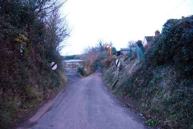 Mill Lane, Carhampton