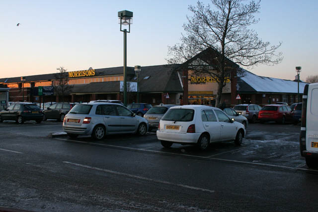 Morrisons superstore at Gamston