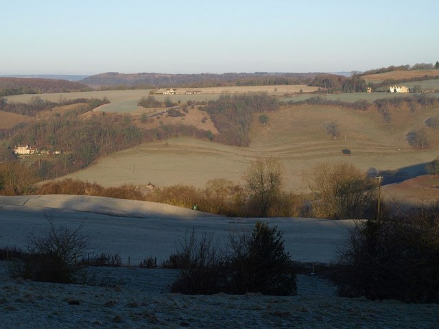 Towards Tyley Bottom