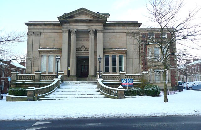 The Harris Institute, Preston