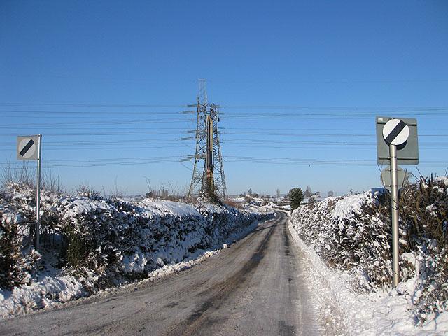North to Bromsash and Upton Bishop