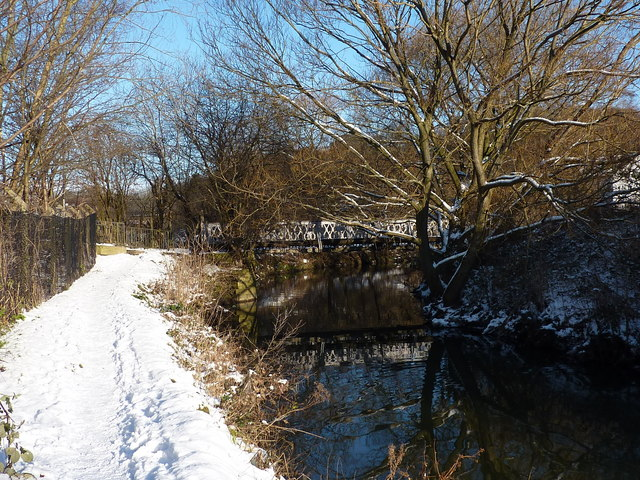 Bridge over Chesterfield Canal