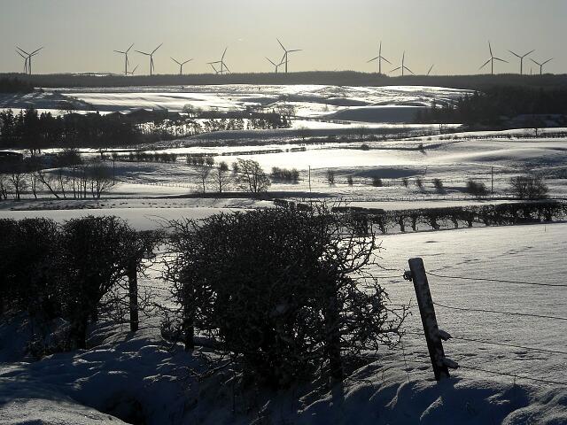 Snowy Fields Around Nether Enoch