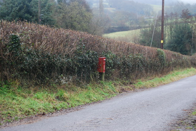 Postbox, Stickle Hill