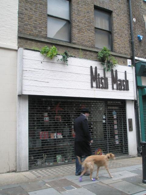 Mish Mash in Gate Street