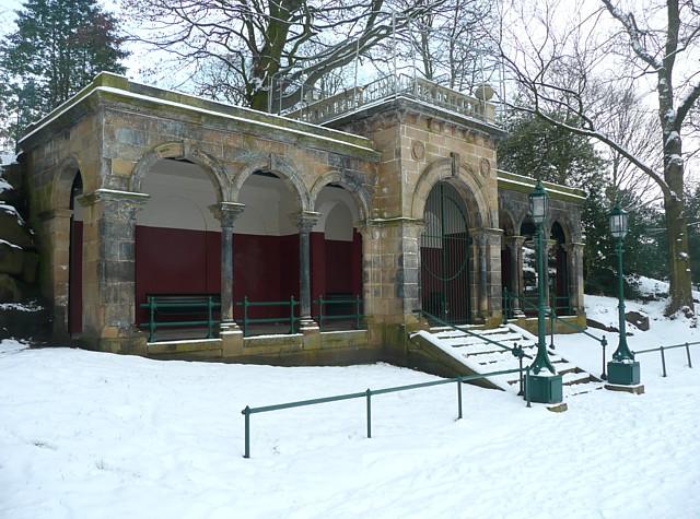 The Belvedere, Preston