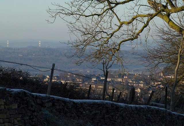 View from Blackquarries Hill
