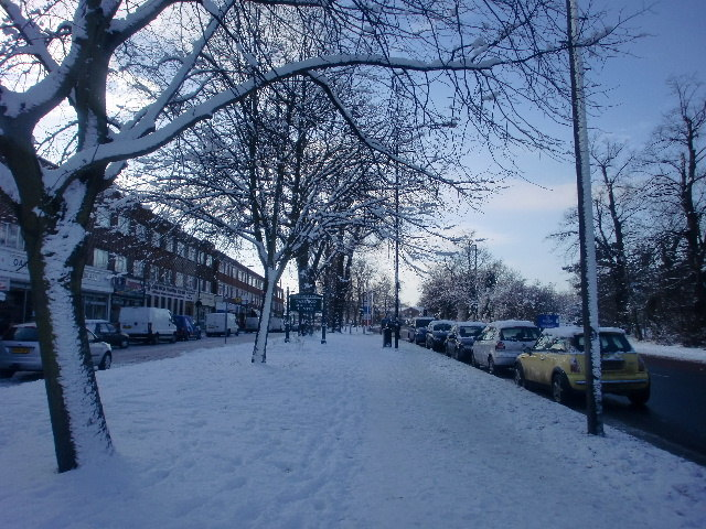 Bramley Parade, London N14