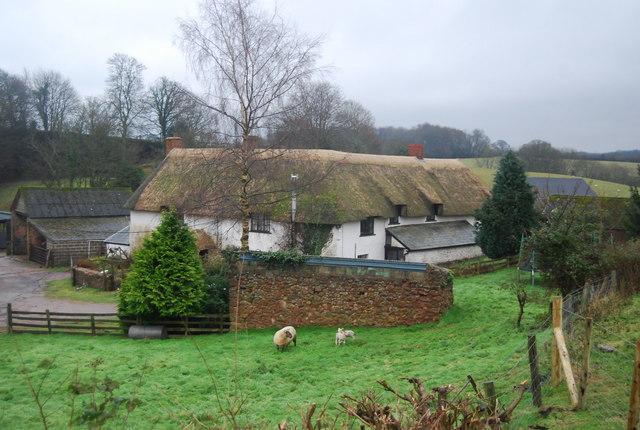 Farmhouse, Lawford Farm