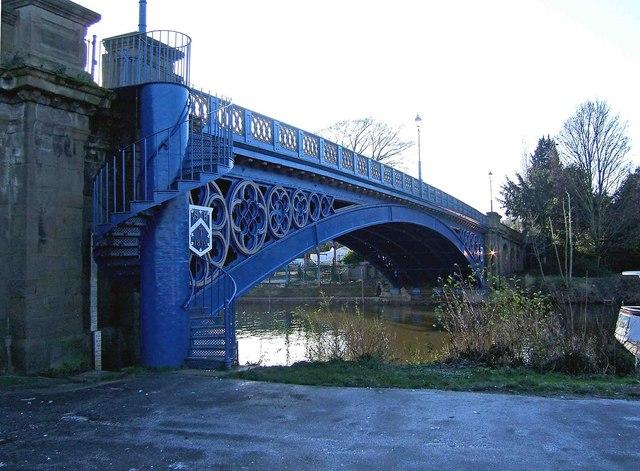 Stourport Bridge, Stourport-on-Severn