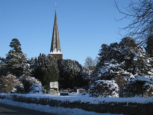 Church of St John the Baptist, Lea