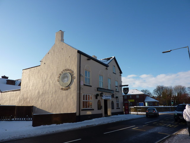 Chesterfield Arms, Newbold Road