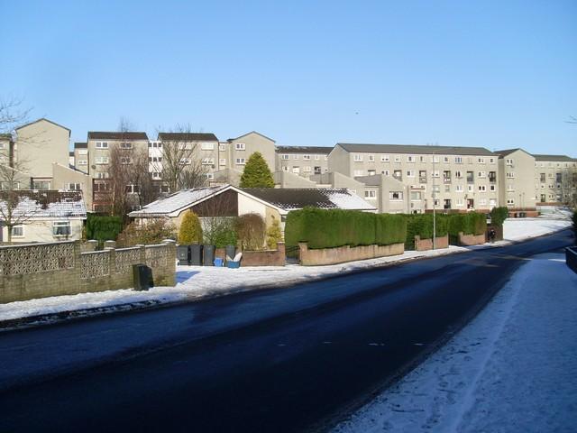 Sunnyside Place, Barrhead