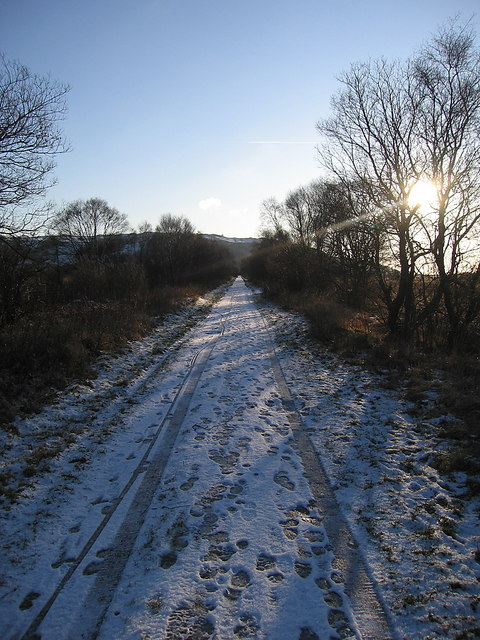 Ystwyth Trail, Cors Caron Nature Reserve