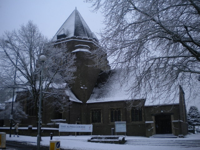 St Alban's Church, North End Road NW11