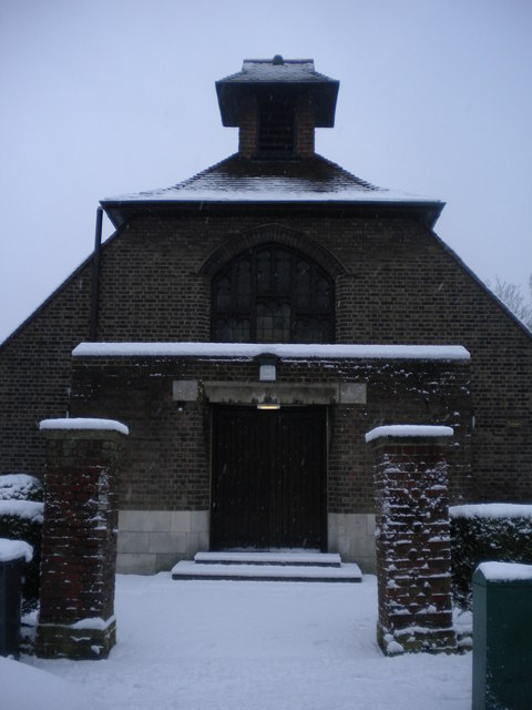 St Alban's Vestry, West Heath Drive NW11