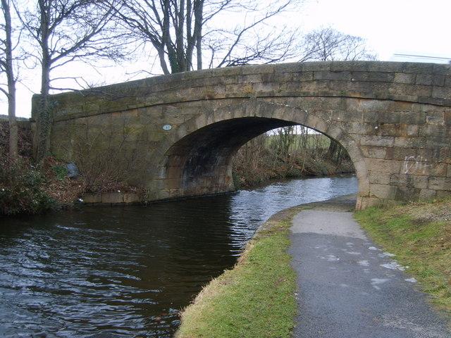 Bridge 109, Lancaster Canal