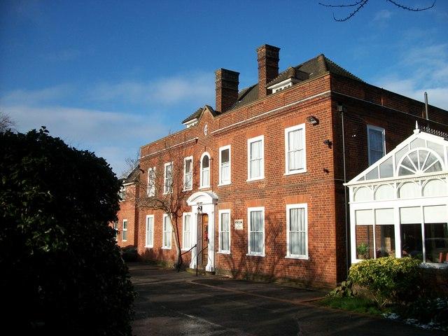 Cheviot Nursing Home Park Road Colchester