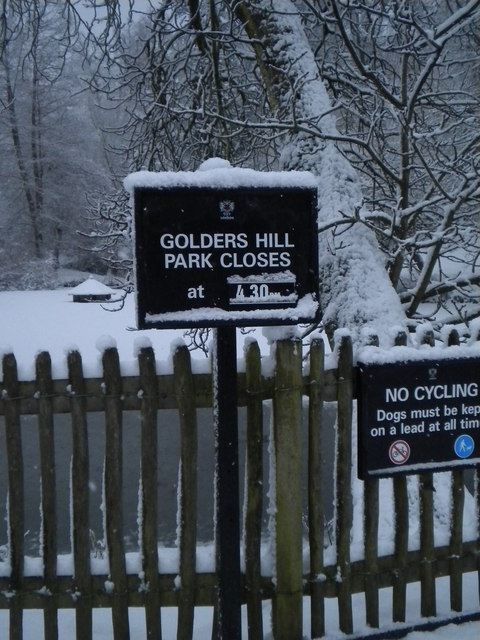 Golders Hill Park opening times, West Heath Road NW11