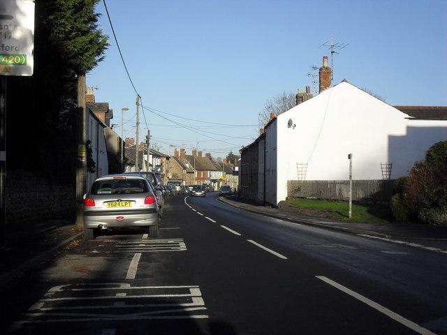 Coxwell Road, Faringdon