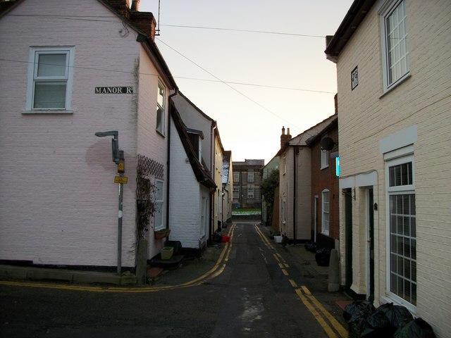 Hospital Lane Colchester