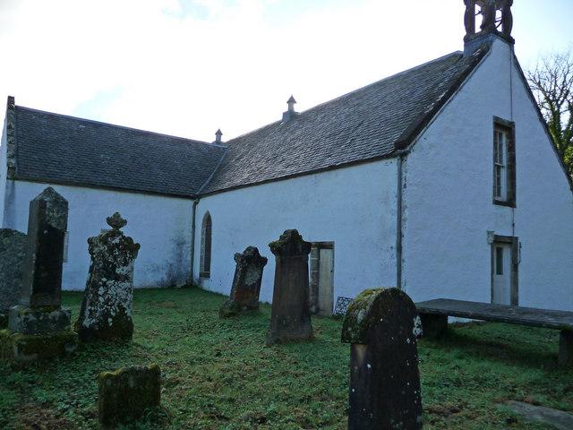 Kilfinan Parish Church