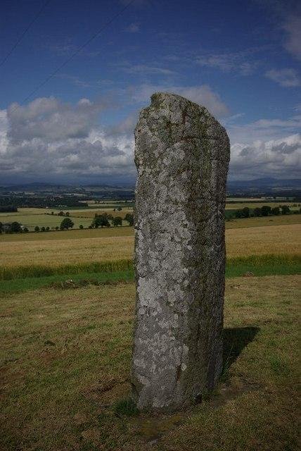 Pictish Stone High Keillour