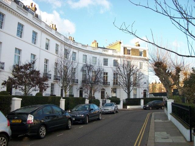 Pelham Crescent London