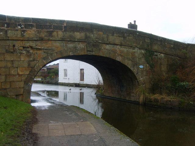 Bridge 118, Lancaster Canal