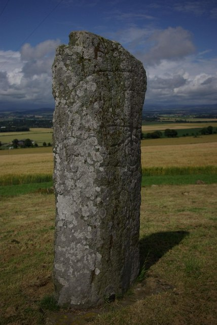 Pictish Stone High Keillour