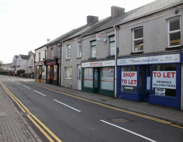 Victoria Street(3), Old Cwmbran
