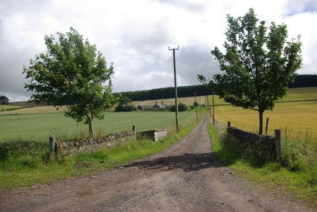 High Keillour Farm
