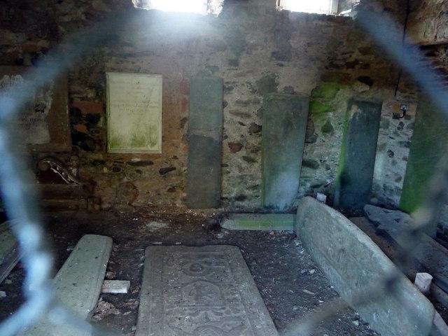 The Kilfinan Stones