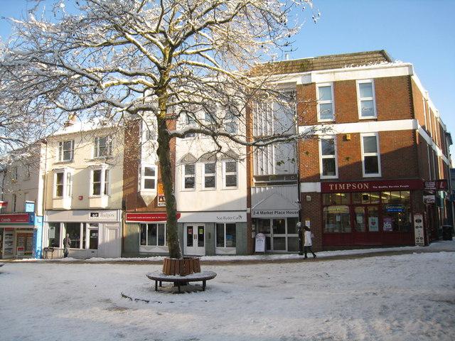 Basingstoke Market Place