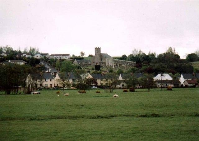 Auchtergaven Church