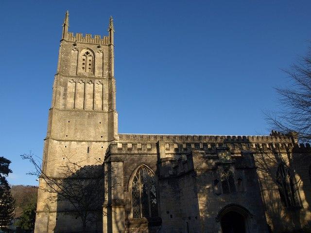 St Mary's Church, Wotton-Under-Edge