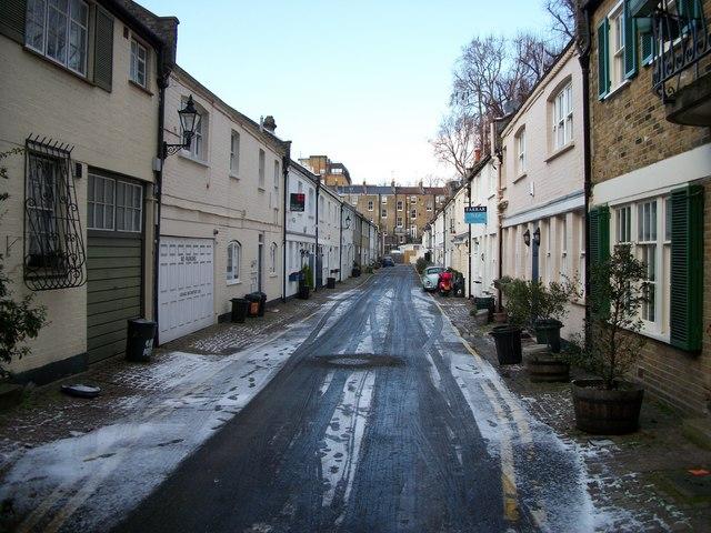 Elm Park Lane