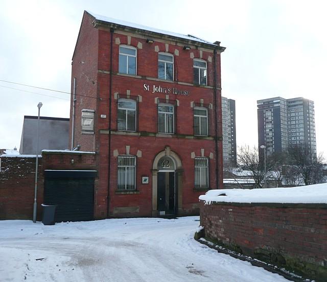 St John's House, Preston