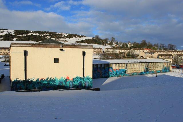 Benarty community centre, Ballingry