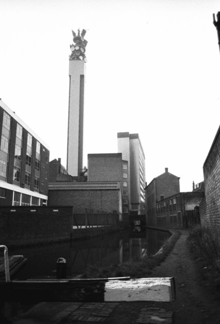 The once forgotten world of Birmingham's canals