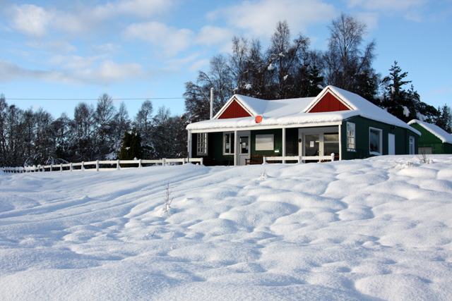 Clubhouse, Carrbridge Golf Course