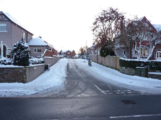 Dyneley Avenue, Burnley