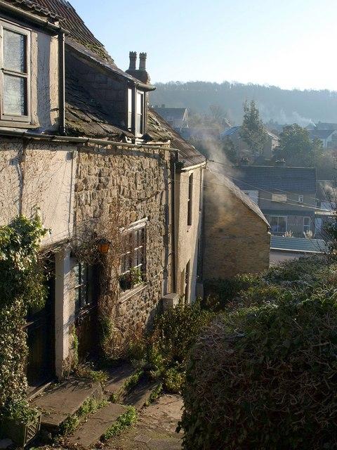 Cottages, Wotton-Under-Edge