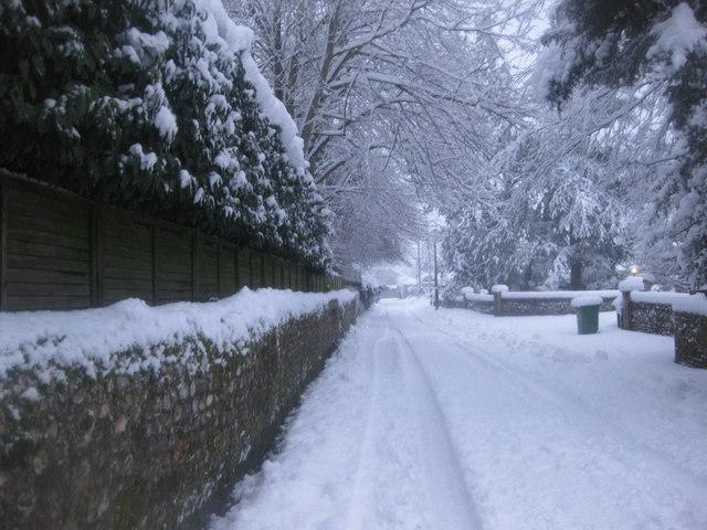 Howards Lane, Holybourne