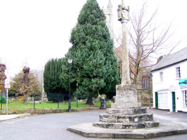 Market cross, Lambourn